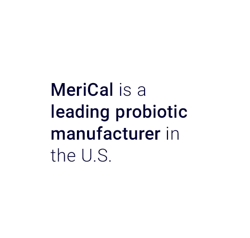 MeriCal – The Probiotic Experts